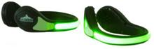 Skoclips med LED-lys