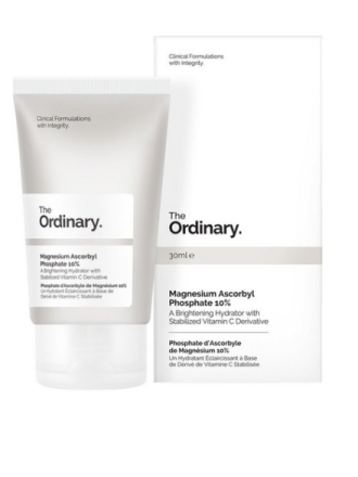 The Ordinary Magnesium Ascorbyl Phosphate Solution 10% 30ml