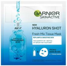 Garnier Fresh Mix Tissue Mask Hvit