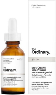 The Ordinary 100% Organic Cold-Pressed Moroccan Argan Oil 30ml Transparent