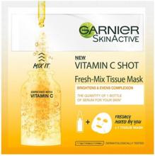 Garnier Fresh Mix Tissue Mask Transparent
