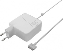 Green cell Nätadapter för Apple Macbook Air, 45w, Magsafe 2