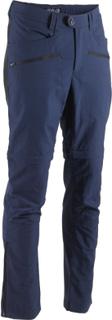 Urberg Kärpeljaure Zip Off Pant Men Herre friluftsbukser Blå M