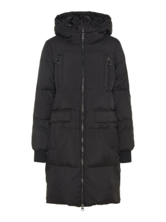 VERO MODA Down Coat Women Black