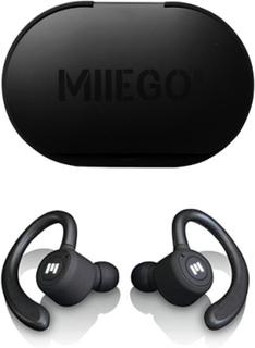 Miiego MiiBuds Action TWS Earbuds - Hodetelefoner - Svart