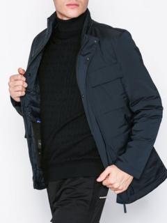 Selected Homme Slhnoe Jacket B Jakker Mørk blå