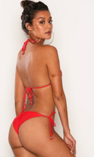 NLY Beach Ruffle Brazilian Panty Trosa