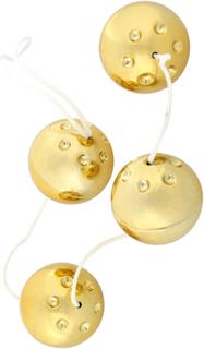 DUOBALLS GOLD 4 PCS - Knipkulor