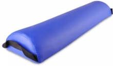 inSPORTline Massage Half-Roller, blå, inSPORTline Yoga & Pilates