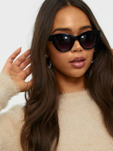 NLY Accessories Pointy Cat Eye Sunglasses