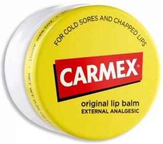 Carmex Lip Balm Pot Original 7,5 g