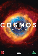 Cosmos: A Spacetime Odyssey (4 disc)