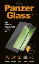 PanzerGlass Apple iPhone XR/11 Case Friendly, Svart
