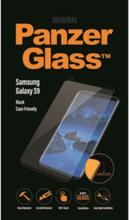 PanzerGlass Samsung Galaxy S9 Svart, Case Friendly