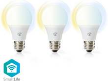 SmartLife LED E27 9W Dim2Warm 3-Pack