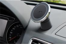 Goobay Mobilhållare Magnet med QI-laddning
