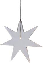 Karla stjärna fönsterbelysning LED