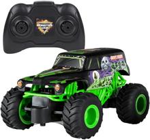 Monster Jam Radiostyrd bil Grave Digger 1:24