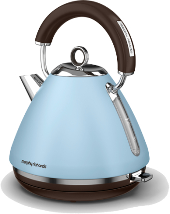 Morphy Richards Accents Blue. 10 stk. på lager