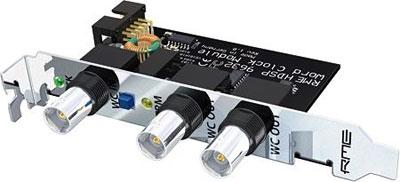 RME WCM HDSP 9632