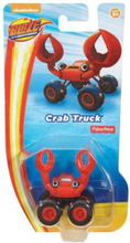 Blaze i Mega maszyny Crab Truck