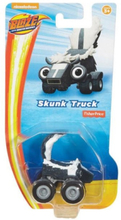 Blaze i Mega Skunk Truck
