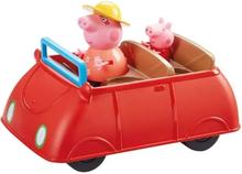 eStore Greta Gris / Peppa Pig - Gretas Stora Röda Bil