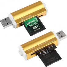 Minneskortläsare Micro SD MMC SDHC TF M2
