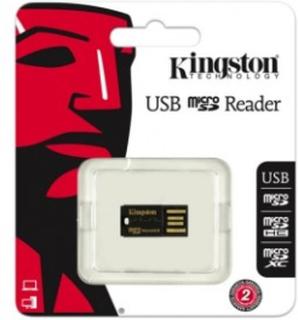 Kingston Minneskortläsare MicroSD MicroSDHC MicroSDXC - Kingston
