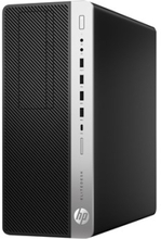 Hp Elitedesk 800 G5 Tower Core I7 32gb 512gb Ssd