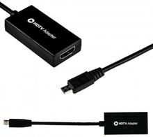 MHL HDMI Adapter Samsung Galaxy 3,4,5, Note 3