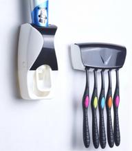 Tandkrämsautomat & tandborsthållare