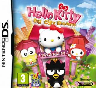 ello Kitty - Big City Dreams Nintendo DS