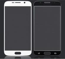 Utbytesglas / Display glas för Samsung Galaxy S4 Svart/Black