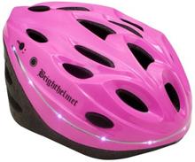 Brighthelmet Cykelhjälm - Pink