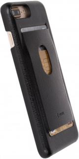 KRUSELL Timrå Card Cover iPhone 7 Plus - Black - Krusell