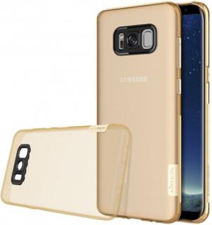 NILLKIN Samsung Galaxy S8 Nature Series 0.6mm TPU - Guld - Nillkin