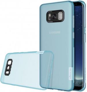 NILLKIN Samsung Galaxy S8 Nature Series 0.6mm TPU - Blå - Nillkin