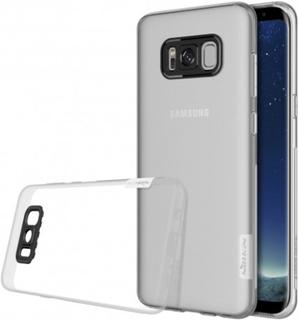 NILLKIN Samsung Galaxy S8 Nature Series 0.6mm TPU - Transparent - Nillkin