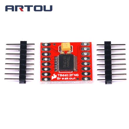 1PCS Dual DC Stepper Motor Drive Controller Board Module TB6612 TB6612FNG Replace L298N
