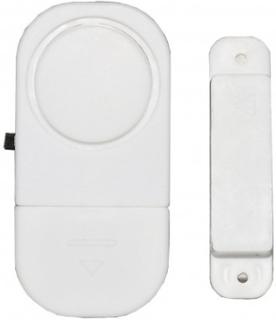 Dörrvakt / Inbrottslarm enkelt magnet larm för dörrar & fönster