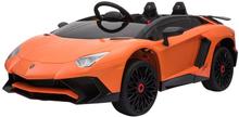 Elbil Lamborghini Aventador Orange