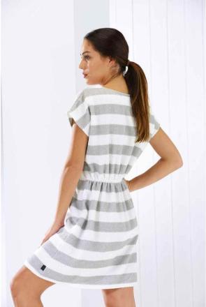 Strandklänning 9305-76 silver (M - Medium)