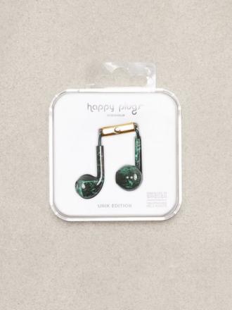Hodetelefoner - Grønn Happy Plugs Earbud Plus