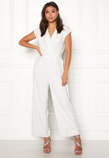 Y.A.S Mamba S/S Jumpsuit Star White S