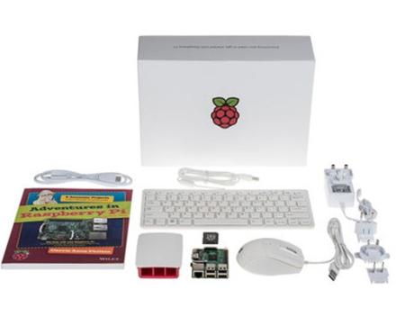 Raspberry Pi Official Raspberry Pi 3 Starter Kit XL (RASPBERRY PI 3 STARTER KIT)