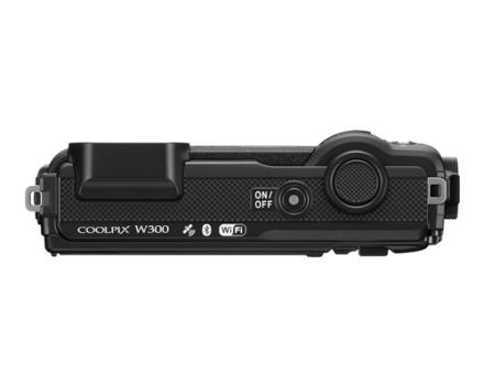 Nikon Coolpix W300 Sort (VQA070E1)