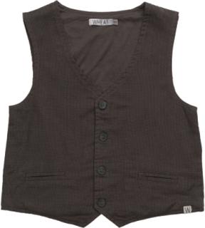 Boy Vest Vest Sort Wheat