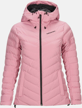 Frost Ski Jacket Women Pink Rose L