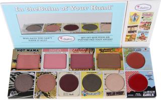 Kjøp In theBalm of Your Hand, Palette 7x7g, 4x12g the Balm Sminkepaletter Fri frakt